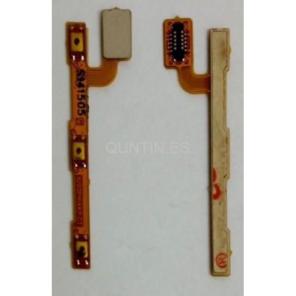 HUAWEI P7 flex cable de enciende y volumen