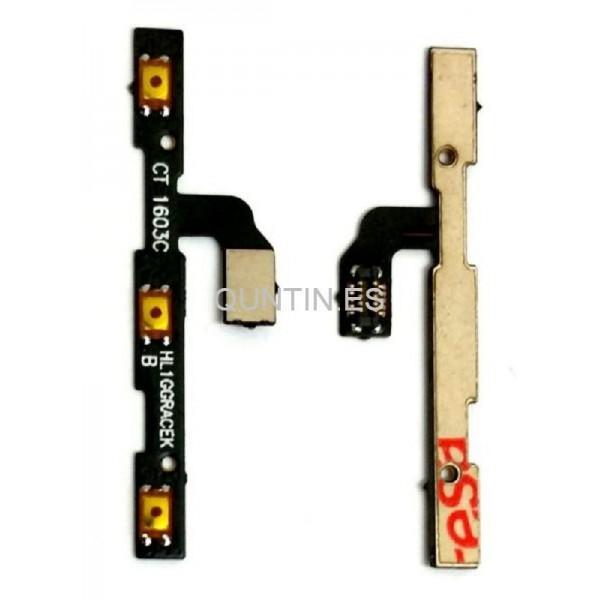 HUAWEI P8 flex cable de enciende y volumen