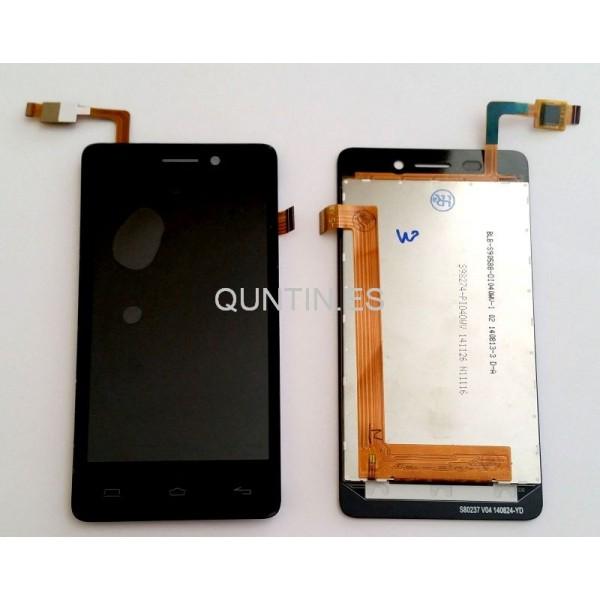 BQ AQUARIS E4 LCD+TAC NEGRO