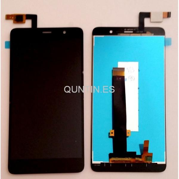 Xiaomi Redmi Note 3 Pantalla completa tac+lcd negra