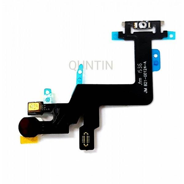 iPhone 6S Plus,Flex de botón de encendido, micrófono y lente de flash