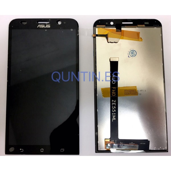 ASUS Zenfone2, ZE551ML, Z00ADA, Z00ADB  pantalla completa