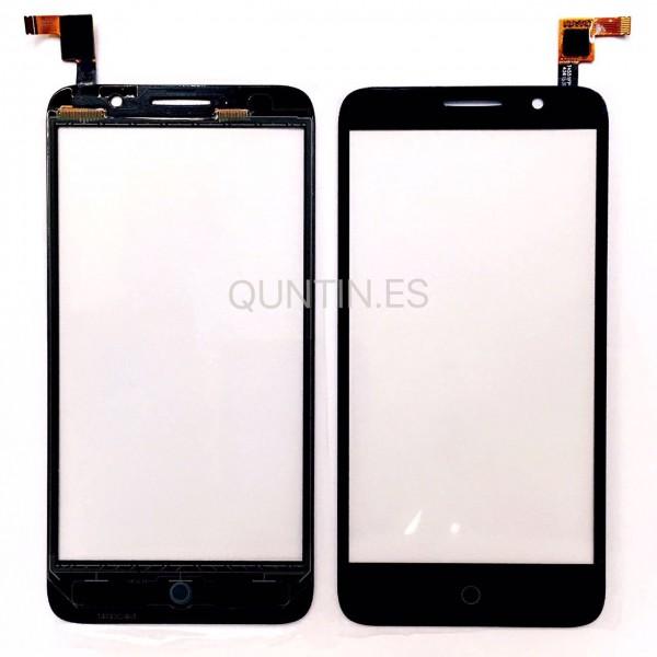 "Alcatel One Touch pop 3 ,OT 5010D , OT 5015D de 5.0"" Pantalla táctil negra"
