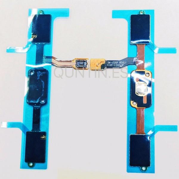 Samsung J3 (2016) J320F cable flex de boton funcion