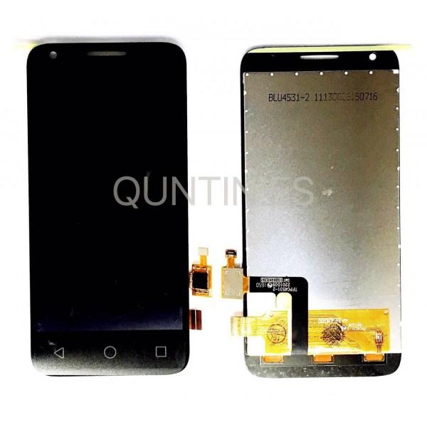 Alcatel One Touch Pixi 3 (4.5) OT-4027 , OT-5017 pantalla completa negra