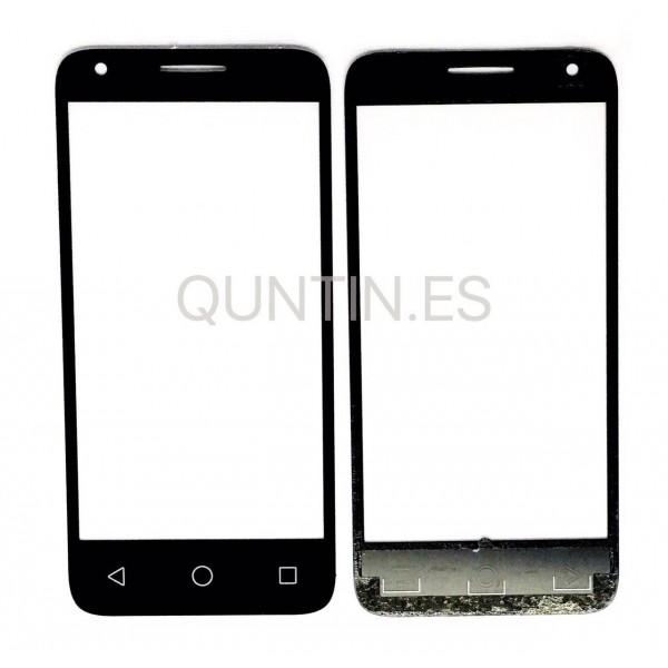 Alcatel One Touch Pixi 3 (4.5) OT-4027 , OT-5017 pantalla cristal negra