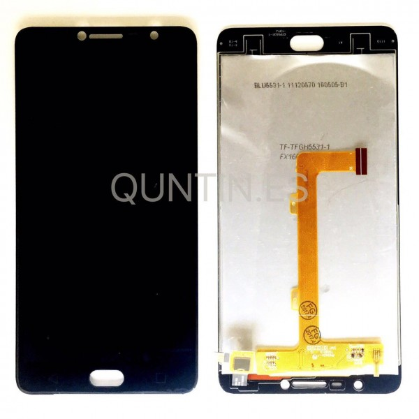 Vodafone Smart Ultra 7, VFD700 pantalla completa negra