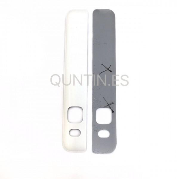 Huawei P9 lite cristal de camara trasea blanca