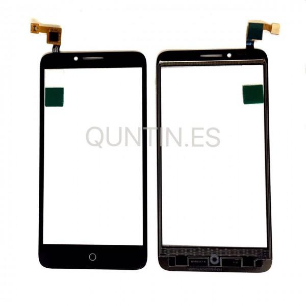 Alcatel Fierce XL, OT-5054 pantalla táctil negra