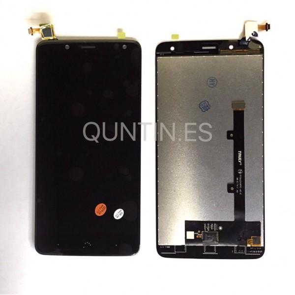 BQ AQUARIS V Plus pantalla completa negra original