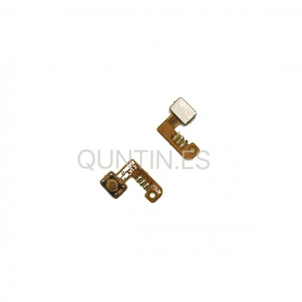 Alcatel One Touch Idol Mini, Orange Hiro, OT-6012 flex de enciendido