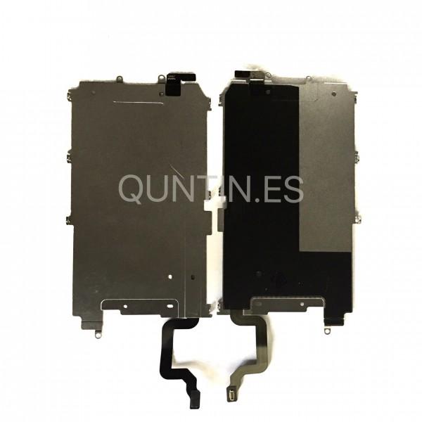 IPHONE 6, 6G  Base Metalica Pantalla con flex cable