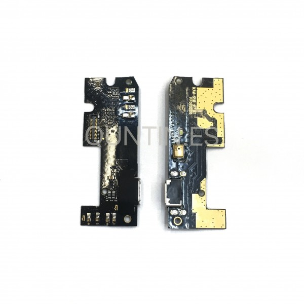 BQ Aquaris M5.5 Placa conector de carga, Microfono