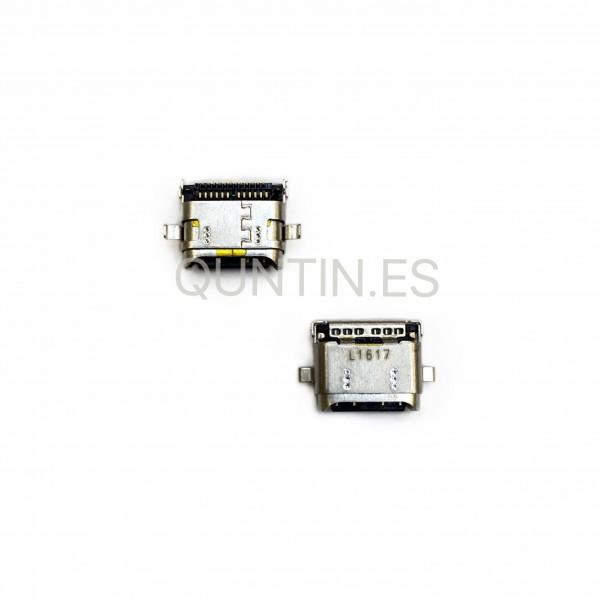 Conector carga de Tipo C 01