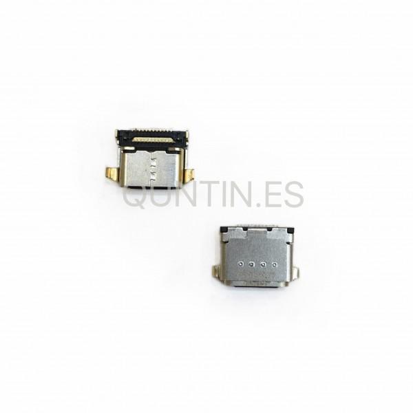 Conector carga de Tipo C 12
