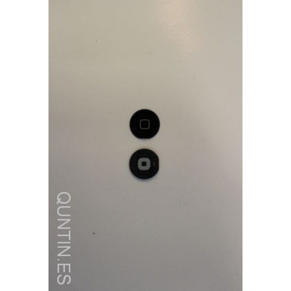 IPAD2 HOME BUTTON NEGRO