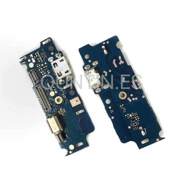 Placa de carga para Moto E4, XT1767, XT1768