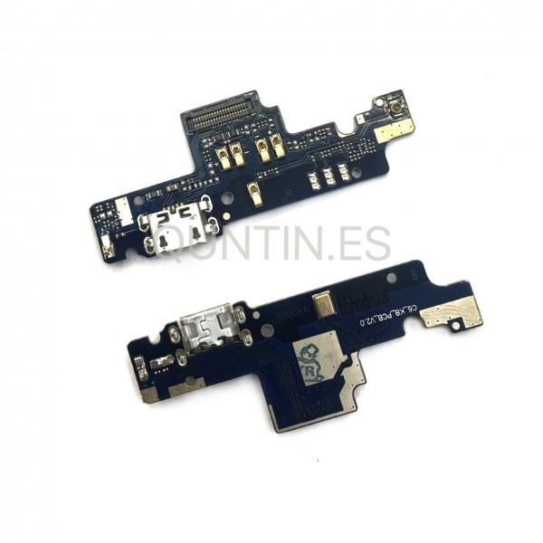 XIAOMI REDMI NOTE4X placa de carga (64Gb, conector estrecho)