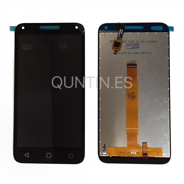 Alcatel U5, OT-4047, OT-4047D, OT-4047G pantalla completa