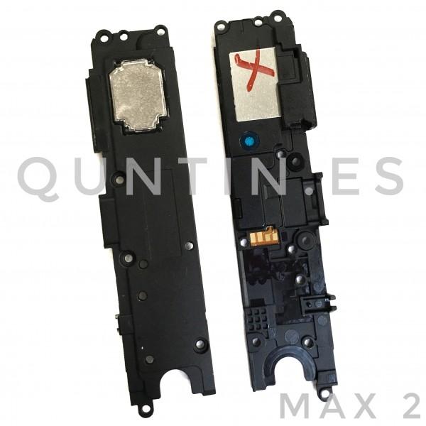 Modulo de altavoz para Xiaomi Mi MAX2, MAX 2