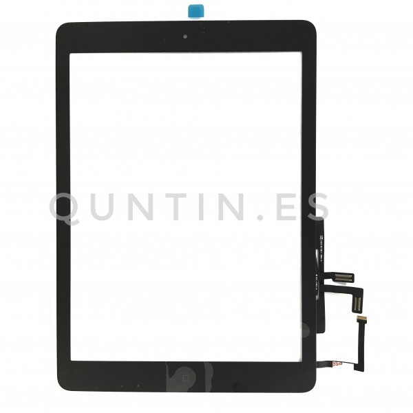 IPAD AIR TACTIL NEGRO
