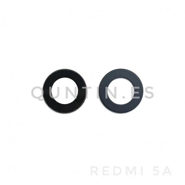 Lente de camara cristal para Redmi 5A