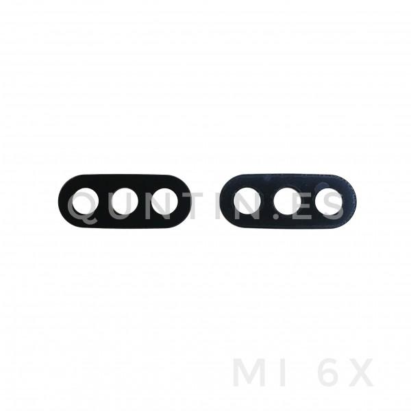 Lente de camara cristal para MI 6X, MI6X, MI A2