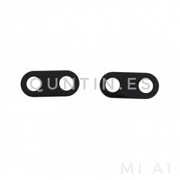 Lente de camara cristal para Xiaomi MI5X, MI 5X, MI A1