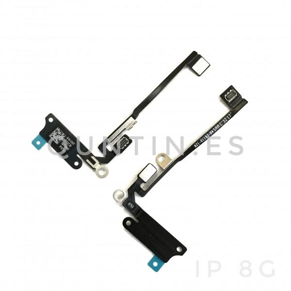 Flex De Modulo Altavoz Buzzer y Antena Inferior Para IPhone 8, 8G