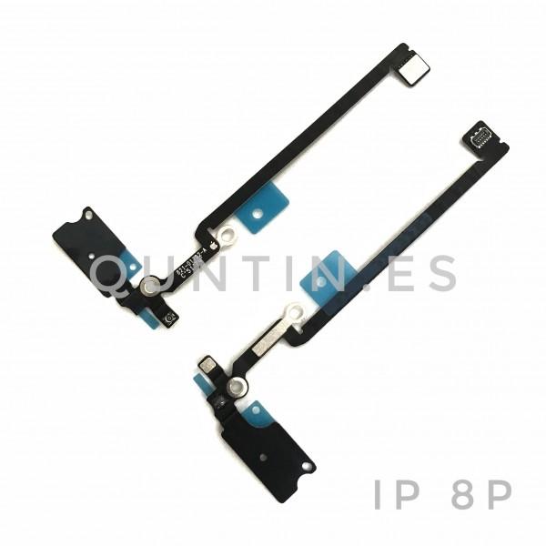 Flex De Modulo Altavoz Buzzer y Antena Inferior Para IPhone 8 plus