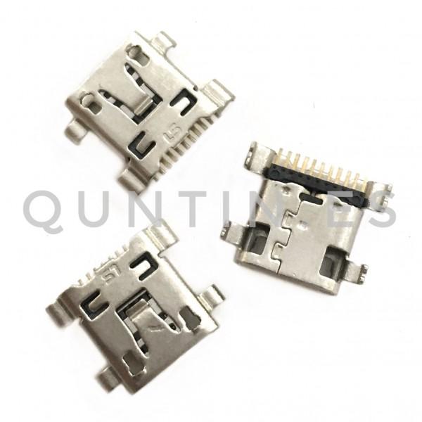 Conector Micro USB de carga para LG G3, D855