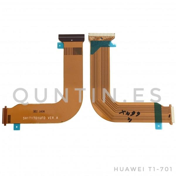 Flex principal para Huawei MediaPad T1 701U, 701W, 701L
