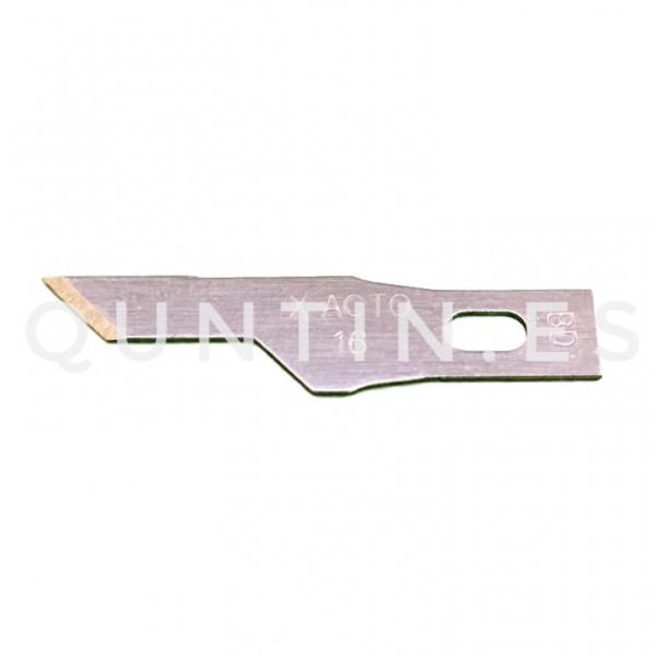 10 Unidad Recambio hojas Acero de corte para cuter de precisión Cuchillo
