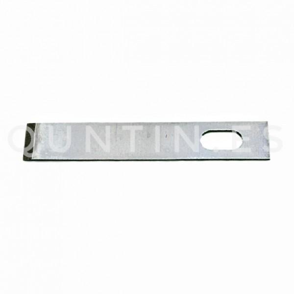 10 Unidad Recambio hojas Acero de corte para cuter de precisión Cuchillo PLANO 17