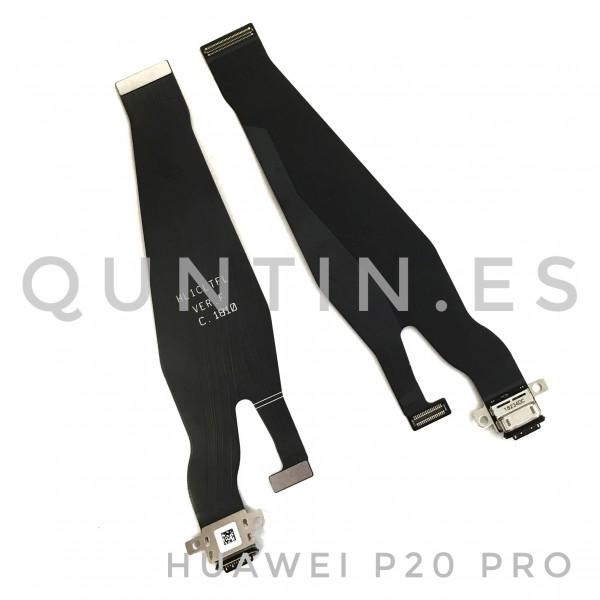 Flex Placa de carga para Huawe P20 Pro original