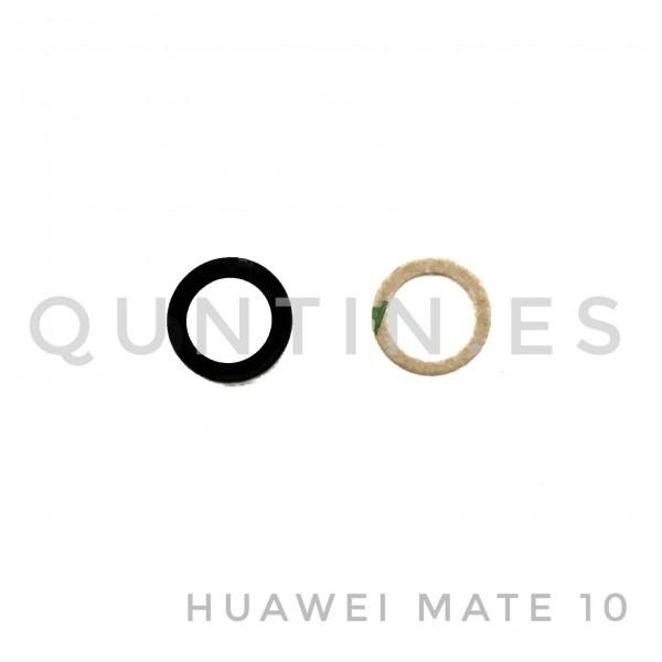 Lente cristal de camara para Huawei Mate 10