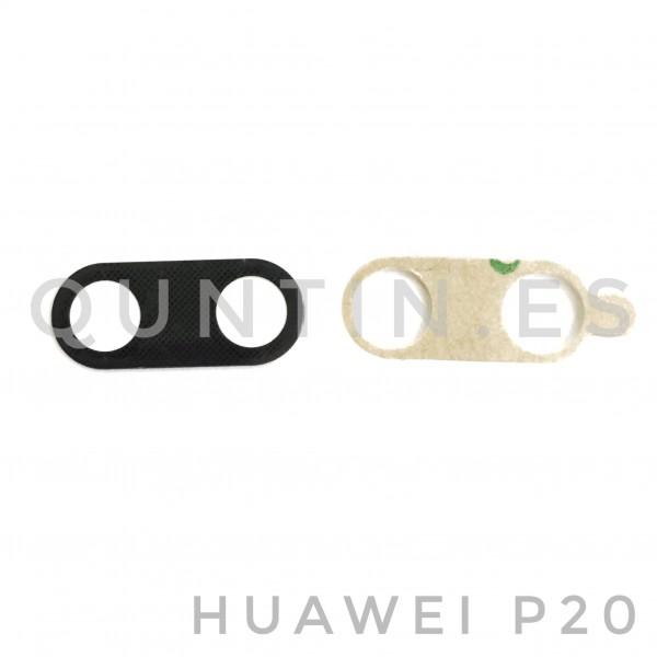 Lente cristal de camara para Huawei  P20