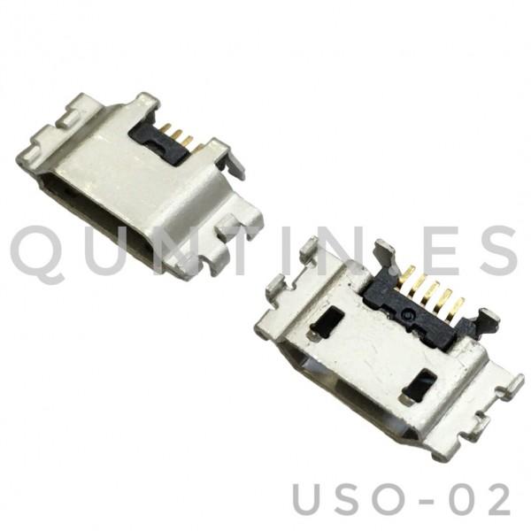 Conector USB de carga SONY LT26 LT22 LT29 LT28 Z1 Z2 L39H M36H