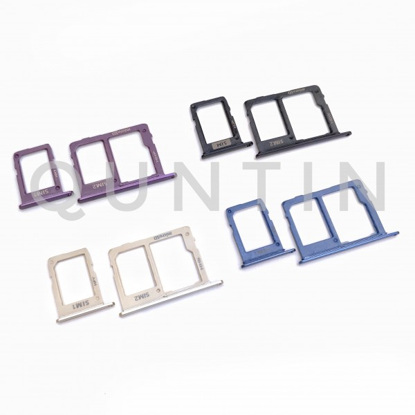 Bandeja SIM y SD Tarjeta Memoria Para Samsung Galaxy J6 2018, J600