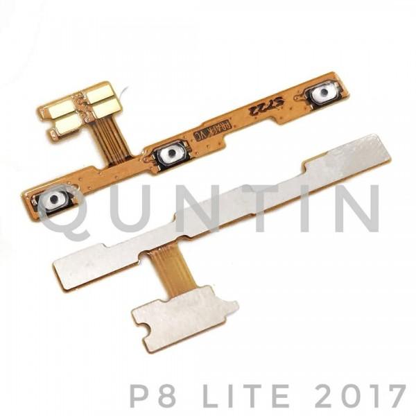 HUAWEI P8 LITE 2017 Flex Cable de Encender y Volumen