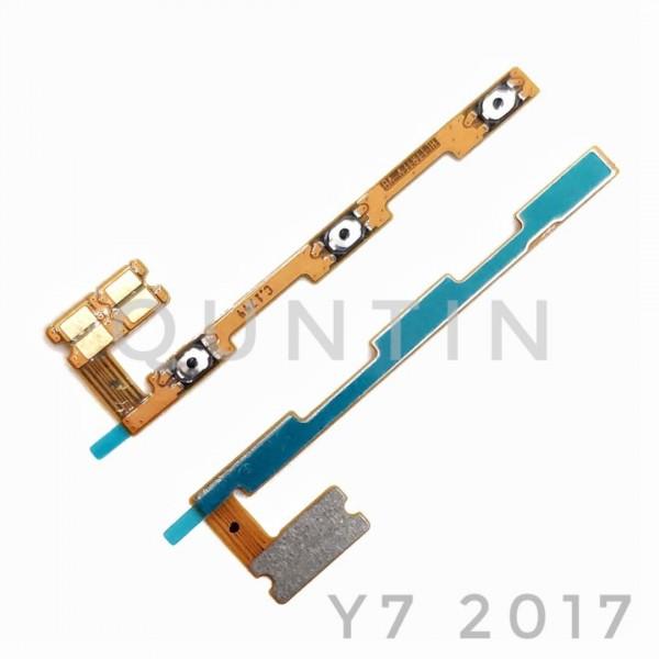 HUAWEI Y7 2017 Flex Cable de Encender y Volumen