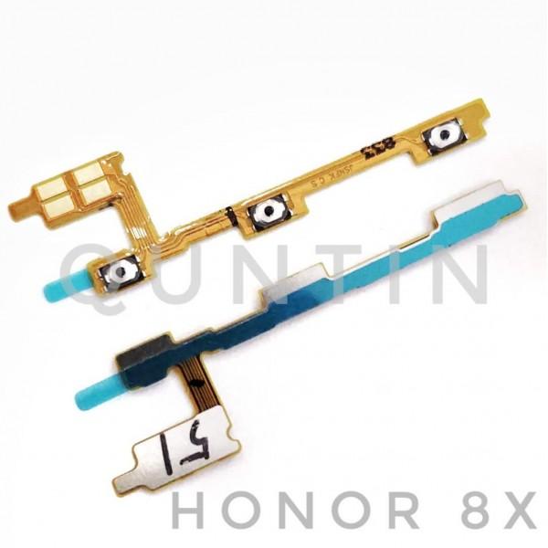 HUAWEI HONOR 8X Flex Cable de Encender y Volumen