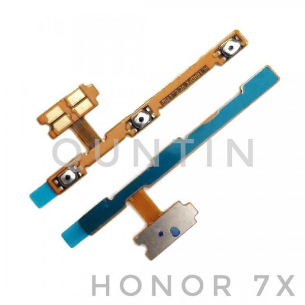 HUAWEI HONOR 7X Flex Cable de Encender y Volumen