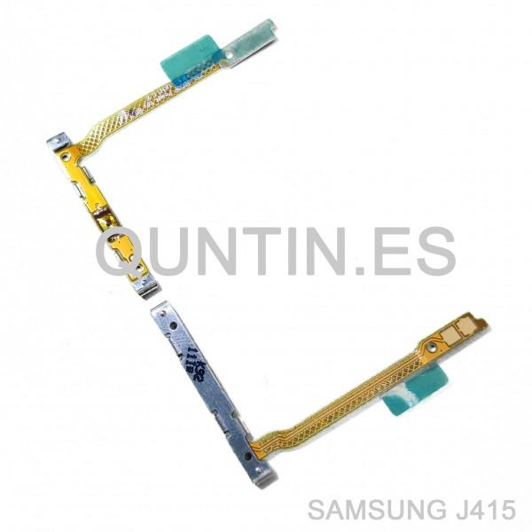 Flex de botón enciendido para Samsung J4+, J4 Plus, J415