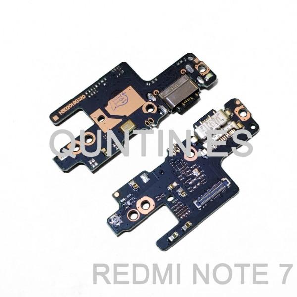 Placa de carga para Redmi Note 7, Redmi note7