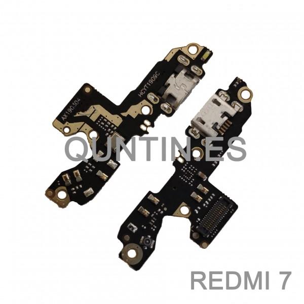 Placa de carga para Redmi 7, Redmi7