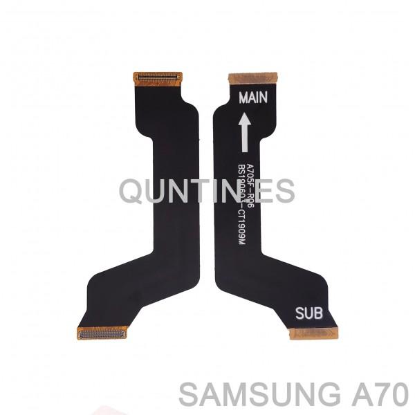 Cable flex de conetar placa de Samsung A70, A705F, A705FN