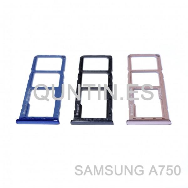 Bandeja SIM de Samsung A7 (2018), A750F, A750FN