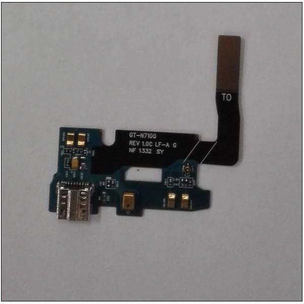 SAMSUNG GALAXY NOTE 2 N7100 CABLE DE CARGA