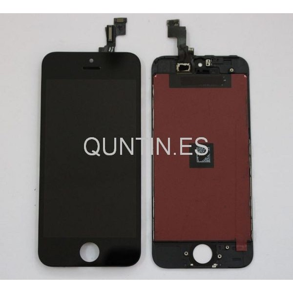 iPhone 5S TACTIL+LCD NEGRO